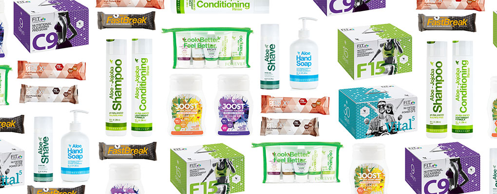 Forever Living New Products 2016 Aloe Powers